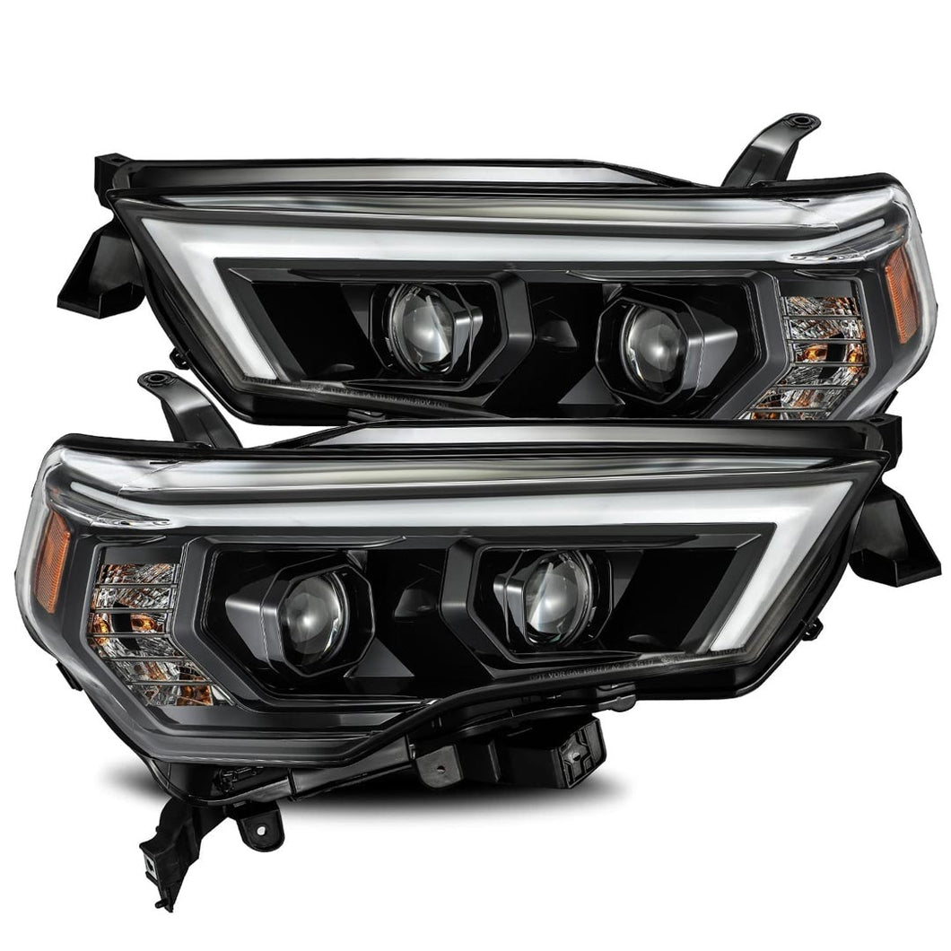 AlphaRex LUXX-Series LED Projector Headlights - 2014-2020 Toyota 4Runner
