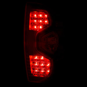 ANZO LED Tail Lights - 2014-2020 Toyota Tundra