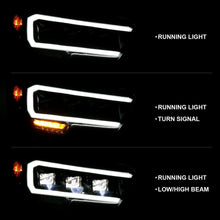 Load image into Gallery viewer, ANZO LED Plank Style Headlights - 2016-2021 Toyota Tacoma