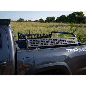 Overland Bed Bars - 2005-2020 Toyota Tacoma