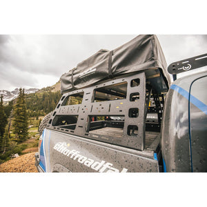 CBI Off Road Fab - Tacoma Roof Rack Height Bed Rack (2005-2021)