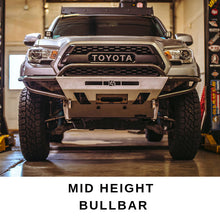 Load image into Gallery viewer, C4 Hybrid Front Bumper - 2016-2020 Toyota Tacoma