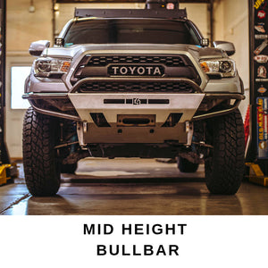 C4 Hybrid Front Bumper - 2016-2020 Toyota Tacoma