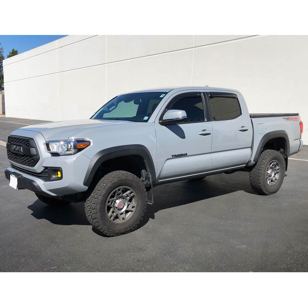 tacoma kit suspension lift king toyota travel 2005 mid cement