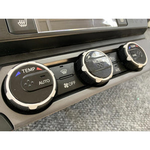 ME-SO Customs - Climate Control Rings - 2016-2020 Toyota Tacoma