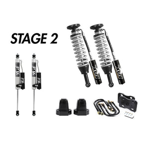 Fox - Mid Travel Suspension Kit - 2005-2021 Toyota Tacoma Lift Kit