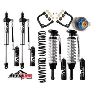 Fox - Mid Travel Suspension Kit - 2010-2020 Toyota 4Runner Lift Kit