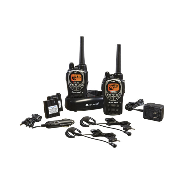 Midland - GXT1000VP4 Two-Way GMRS Radio