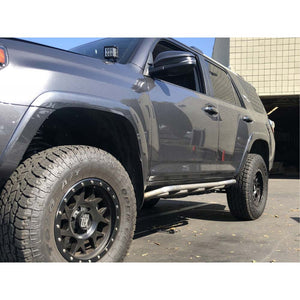Apex Fab Rock Sliders - 2014-2020 Toyota 4Runner