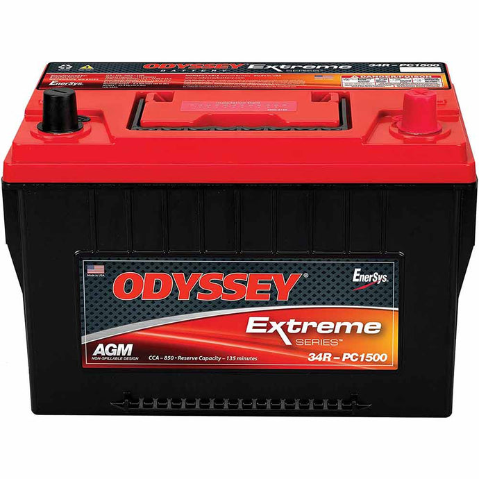 Odyssey Batteries Extreme Series Battery - Group 34