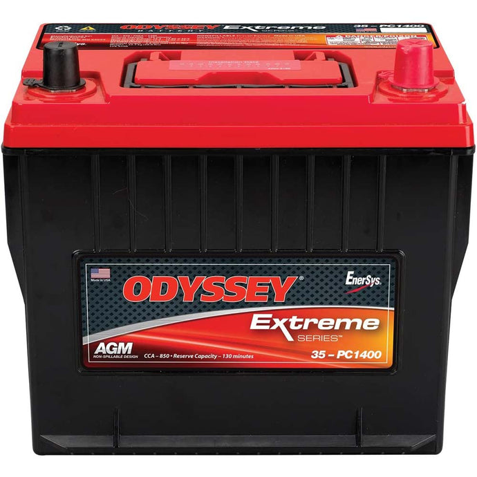 Odyssey Batteries Extreme Series Battery - Group 35