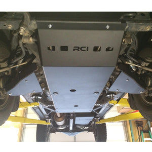 RCI Lower Control Arm Skid Plates for 2005-2019 Toyota Tacoma