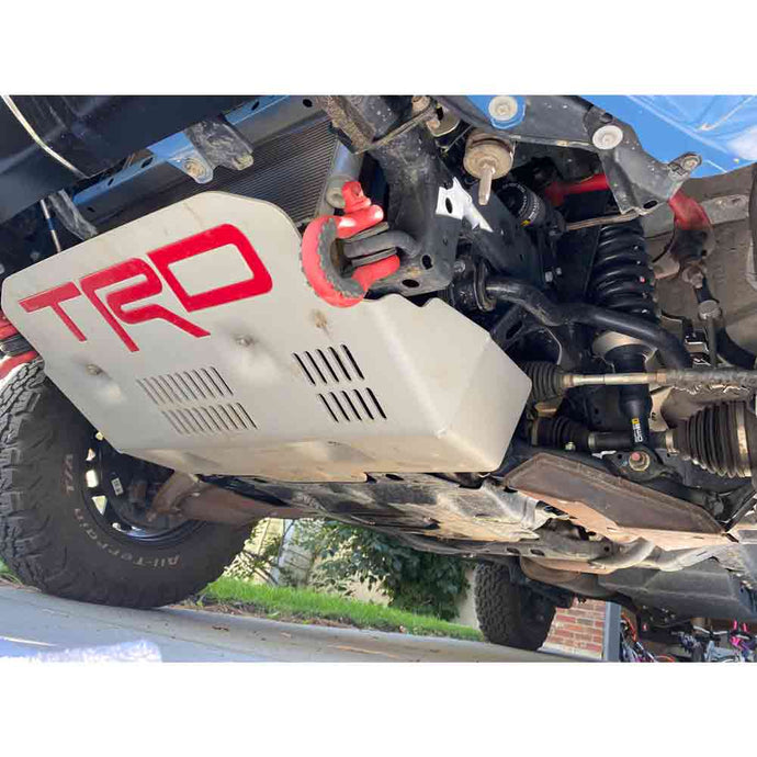 TRD Pro Lower Control Arm Skid - 4Runner 5th Gen (2014-2021)