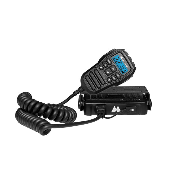 Midland - MXT275 Micromobile® Two-Way Radio