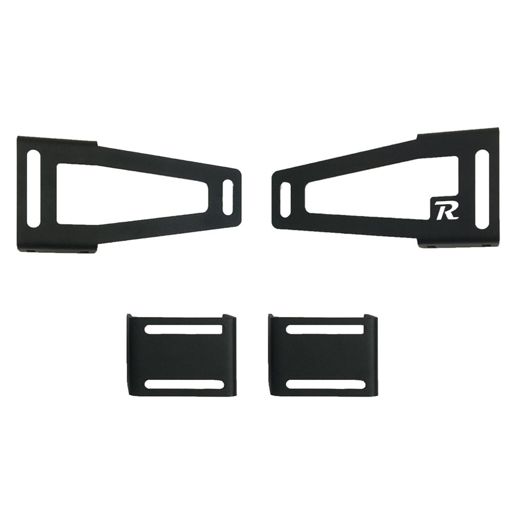 Canopy/Awning Mounts for Factory Roof Rail - 4Runner