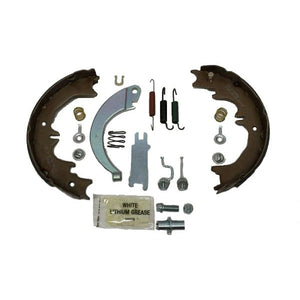 Rear Disc Brake Conversion w/ Parking Brake Kit - 2005-2020 Toyota Tacoma