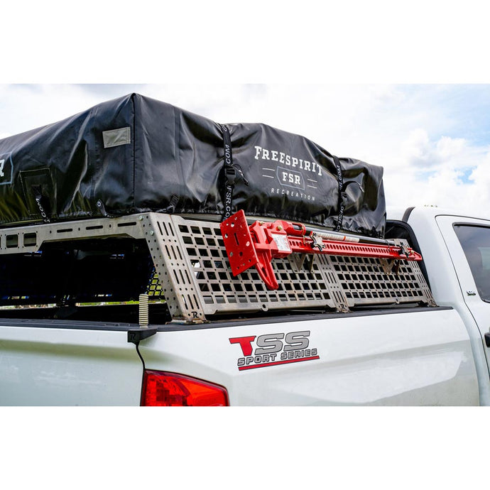Rago *RAW STEEL* Endeavor Bed Rack - 2014-2020 Toyota Tundra
