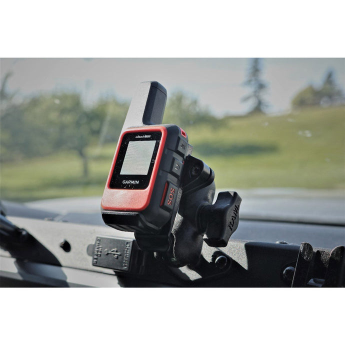 Ram Spine Clip Adapter Package For Garmin Handheld Devices