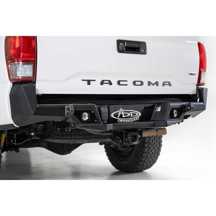 ADD Stealth Fighter Rear Bumper - 3rd Gen Tacoma (2016-2021)