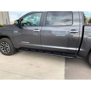 RCI Rock Sliders - 2007-2020 Toyota Tundra