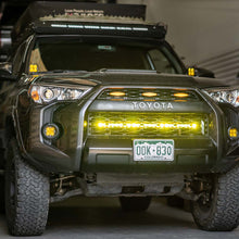 Load image into Gallery viewer, Hidden LED Grille Light Bar Mount & Light Bar Combo - 2014-2020 Toyota 4Runner