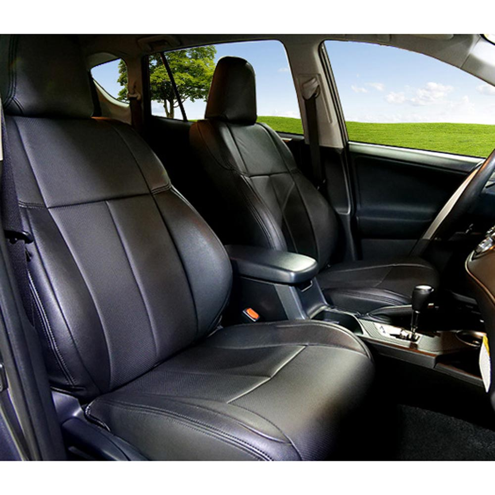 Leather Seat Covers - 2016-2020 Toyota Tacoma