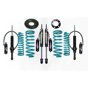 "Dobinsons 1"" - 3.5"" MRR 3-Way Adjustable Lift Kit - 5th Gen 4Runner (2010-2020) - KDSS"