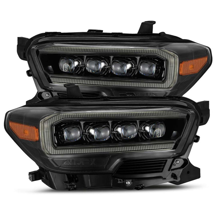 AlphaRex  NOVA-Series LED Projector Headlights - 2016-2020 Toyota Tacoma