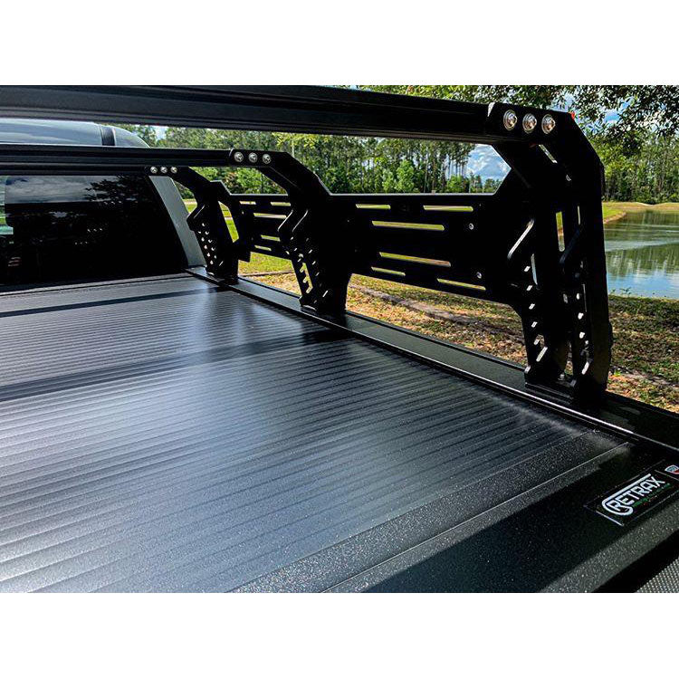upTOP Overland Retrax TRUSS Bed Rack - Tacoma (2005-2021)