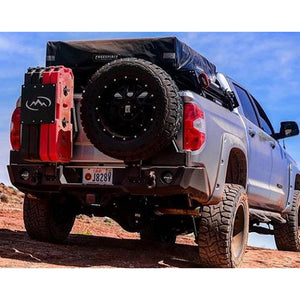 Expedition One - Dual Swing-Out Rear Bumper - Tundra (2014+)