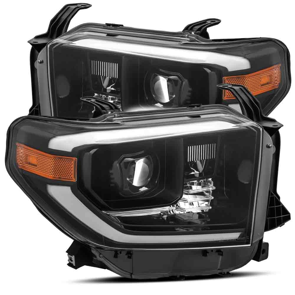 AlphaRex LUXX-Series LED Projector Headlights - Toyota Tundra (2014-2021)