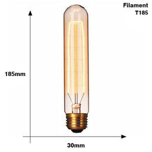Edison Filiment Light Bulb