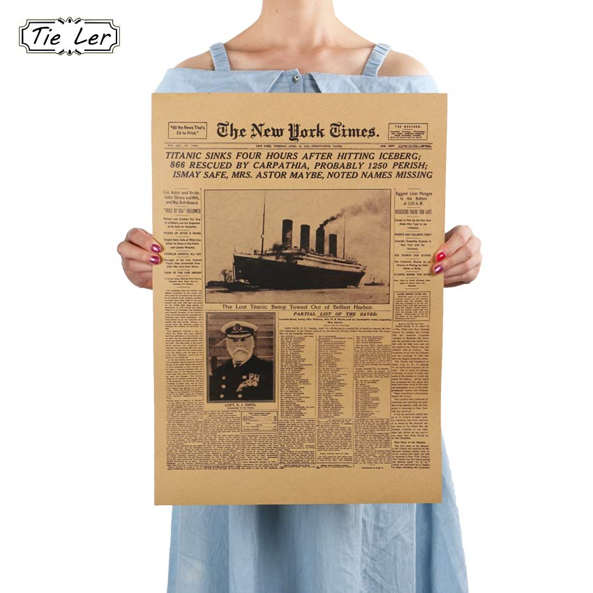 Vintage New York Times Prints -