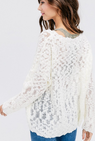 Indian Summer Sweater