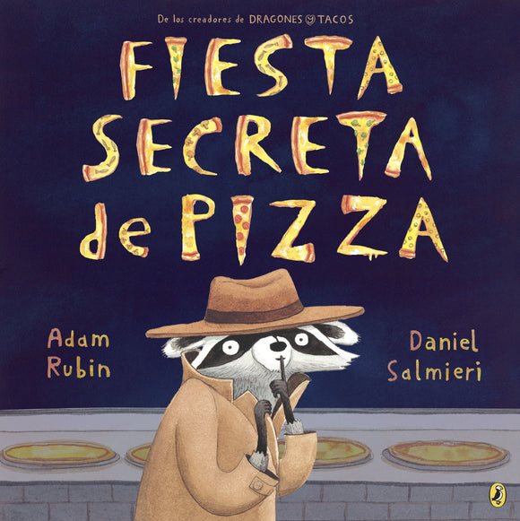 Fiesta secreta de pizza