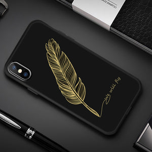 Luxury Silicone Cover Case For iPhone - luxurydotbomb