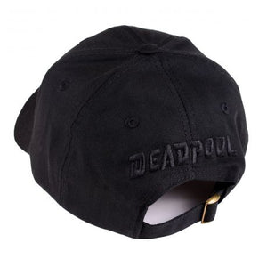 Casquette Deadpool Marvel - Metal Logo