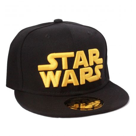 Casquette Star Wars - Logo Text