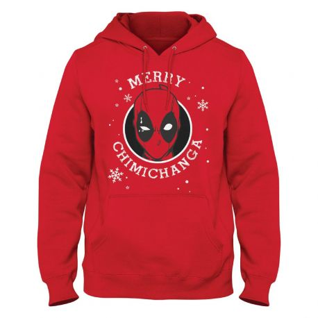 Sweat-shirt Deadpool Marvel - Deadpool Christmas