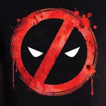 Tshirt Deadpool Marvel - Forbiden Splash Head
