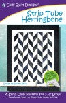 Strip Tube Herringbone Pattern