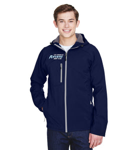 Ash City North End Men's Prospect Two-Layer Fleece Bonded Soft Shell Hooded Jacket