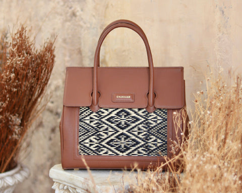 Chakarn Handbag Thai Pattern