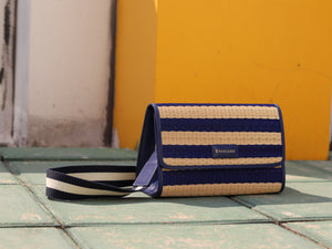 Rainbow - Blue (Stripe)