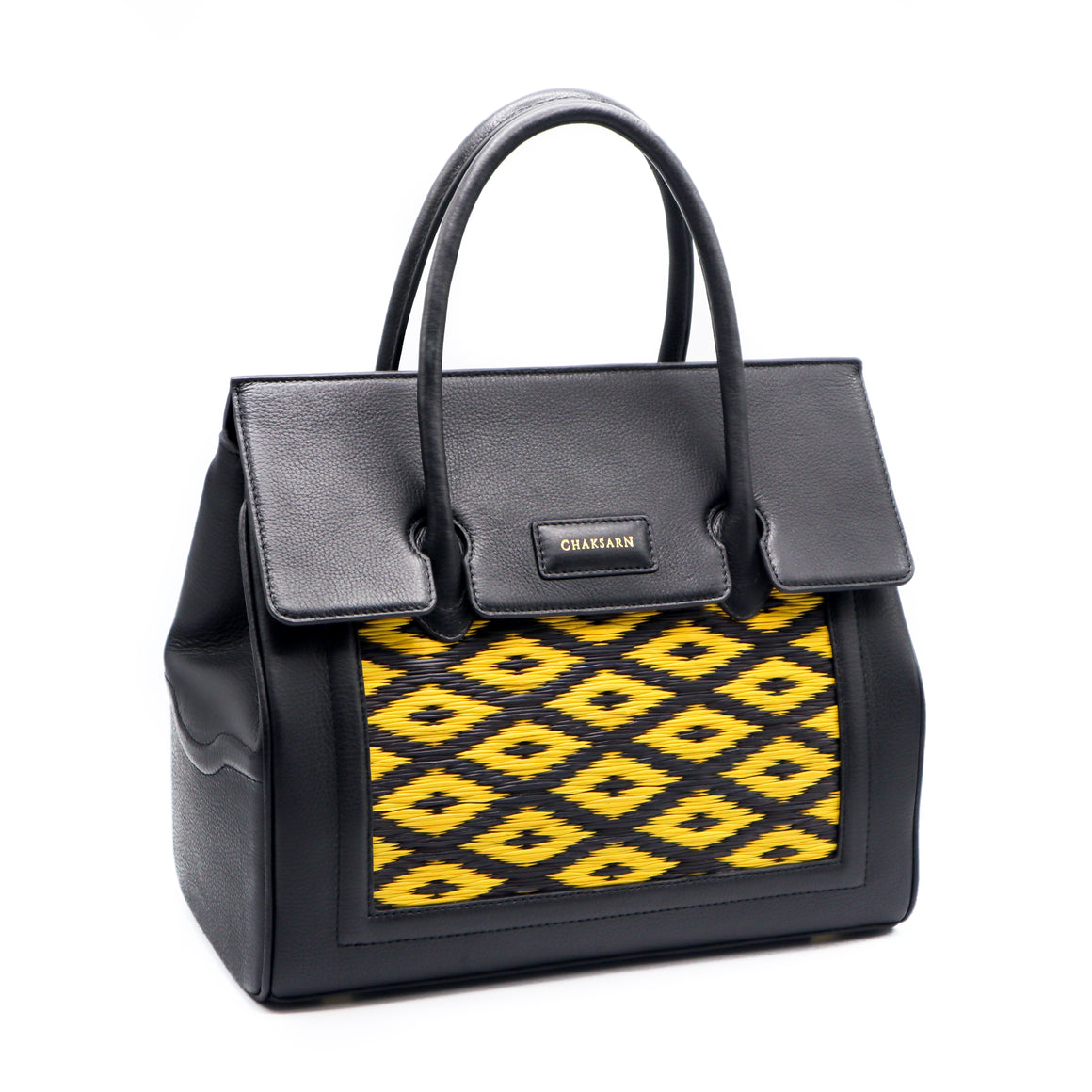 Lady - Black & Yellow (Diamond)