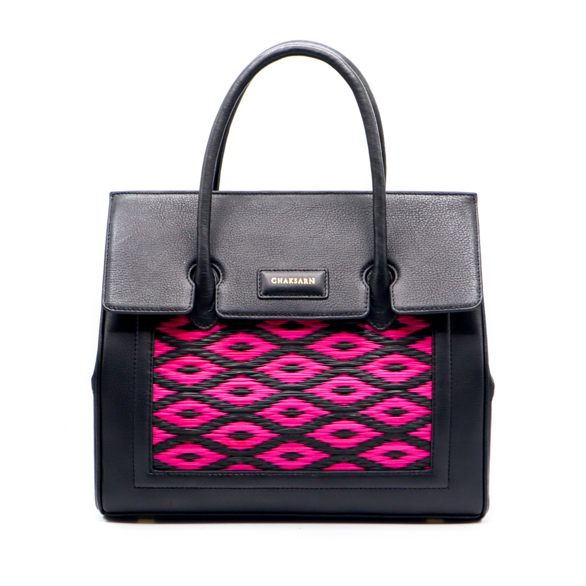 Lady - Black & Pink (Diamond)