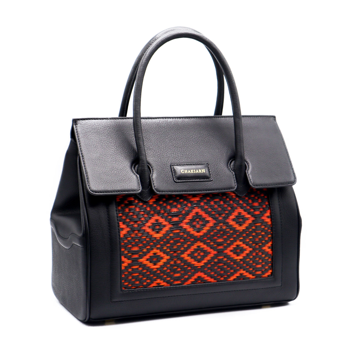 Lady - Black & Orange (Diamond)