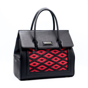 Lady - Black & Red (Diamond)