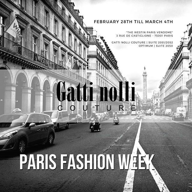 PARIS FASHION WEEK – February 28th Till March 4th, 2019