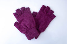 Gloves - Merino Possum - Half Finger